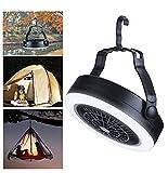 Hanging Tent Fan Lantern Camping Light.Tent Fan and Tent Light,Led Battery Powered Lantern Camping Lights.Camping Lights For Tents.LED Headlamp and Lantern Ceiling Fan For Tent With Led Lights Combo