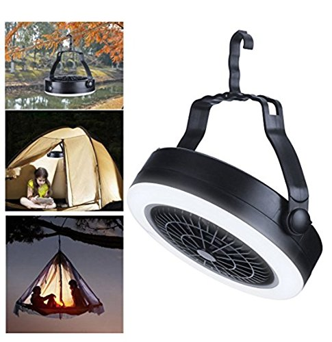 Amazon.com  Hanging Tent Fan Lantern C&ing Light.Tent Fan and Tent Light Led Battery Powered Lantern C&ing Lights.C&ing Lights For Tents.  sc 1 st  Amazon.com & Amazon.com : Hanging Tent Fan Lantern Camping Light.Tent Fan and ...