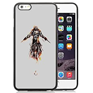 Personalized Custom Design Assasins Creed Character Artwork iPhone 6 Plus 5.5 TPU Phone Case