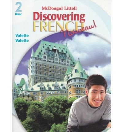 Discovering French Nouveau Florida: Student Edition Level 2 2007