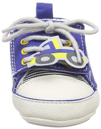 Sterntaler Baby Jungen Schuh Sneaker Blau (Blau)