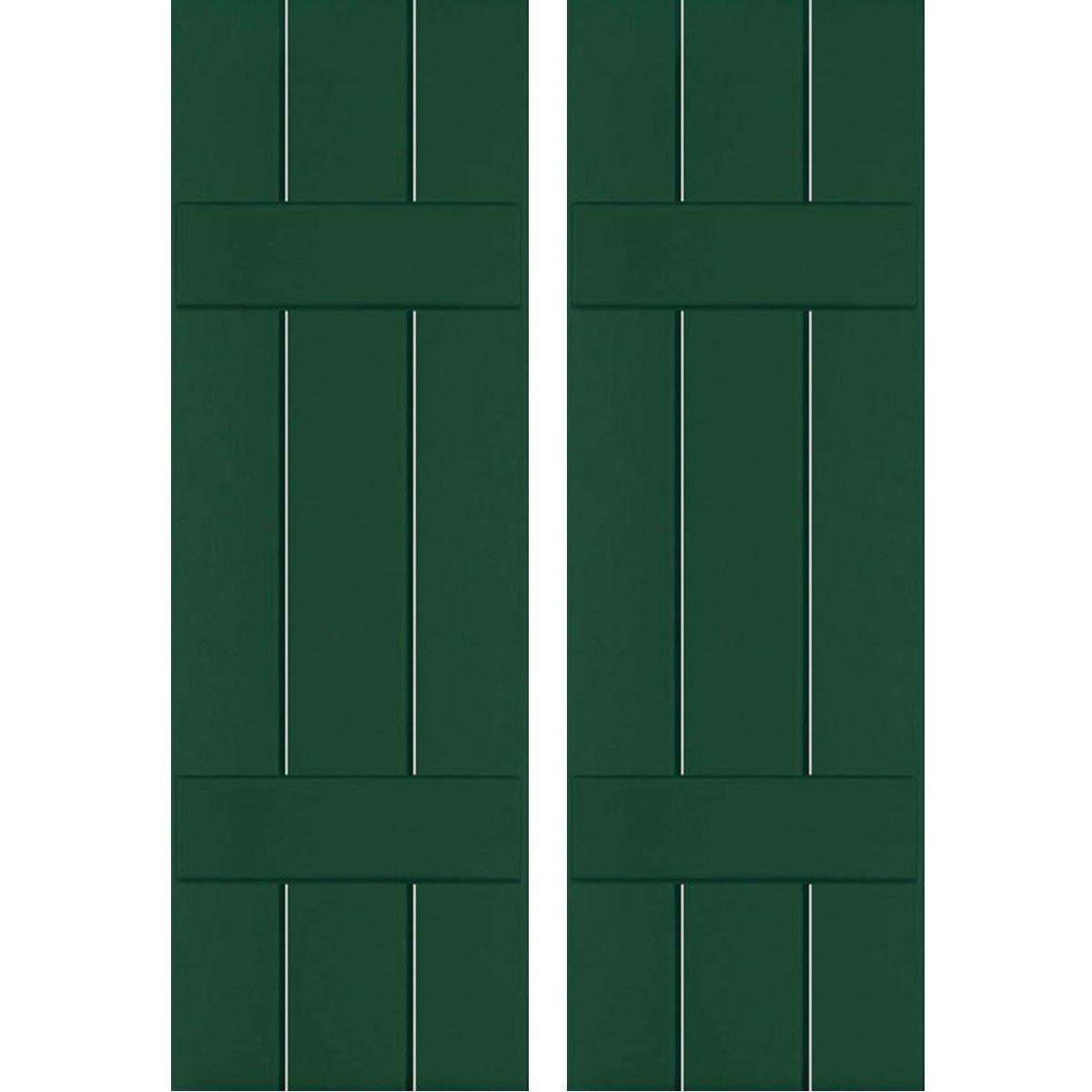 Ekena Millwork CWB12X030CGC Exterior Three Board