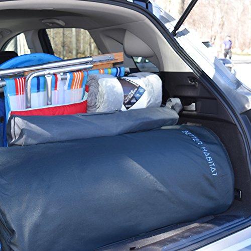 [NEW] Better Habitat SleepReady Memory Foam Floor Mattress (75 x 36''). [Roll out, Portable sleeping pad w/ waterproof cotton terry cover & travel bag] by Better Habitat (Image #7)