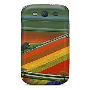 Slim Fit Tpu Protector Shock Absorbent Bumper Cases For Galaxy S3 Black Friday