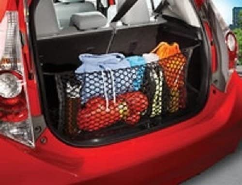 Envelope Style Trunk Cargo net for Toyota Prius C 2012 2013 2014 2015 2016 2017 2018 2019 New