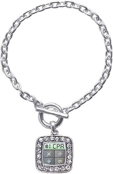Jewelry Adviser Charms Sterling Silver Antique Ballerina Charm