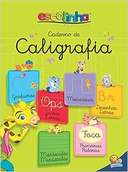 Caderno de caligrafia - Livros na Amazon Brasil- 9788537634523