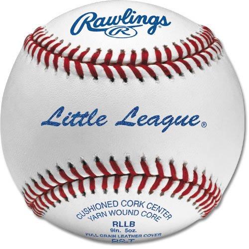 Rawlings RLLB Little League Baseball Sold Per ()