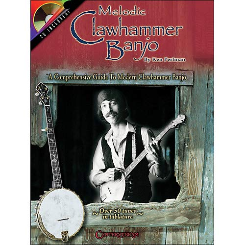 Melodic Clawhammer Banjo Book/CD Pack of ()
