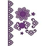 Spellbinders S5-064 Shapeabilites Moroccan Accents Die Templates