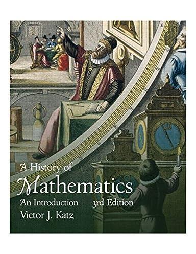 a history of mathematics 3rd edition victor j katz rh amazon com Mathematics Wallpaper Egyptian Mathematics