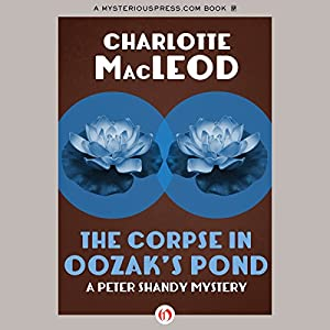 The Corpse in Oozak's Pond Audiobook