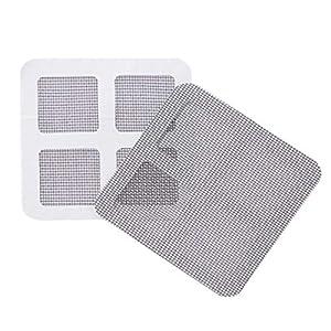 Moliies Patch di Riparazione dello Schermo della Porta della Finestra Schermo Anti-Insetti e Bug Kit di Patch Adesivo… 4 spesavip