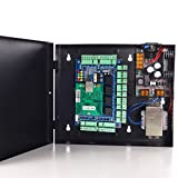 UHPPOTE Power Supply Converter Input AC110V To Output DC12V/3.5A W/ Access Control Board