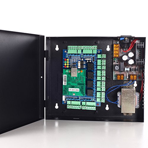 UHPPOTE Power Supply Converter Input AC 110V To Output 12V 5A W/ Access Control (Output Access Control)