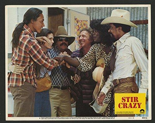 Stir Crazy (1980) Original Movie Poster