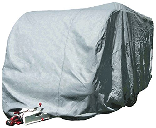 WOHNWAGEN CARAVAN GARAGE ABDECKUNG COVER GRÖ ß E XL 635x226x220cm Carparts-Online GmbH