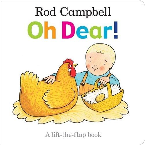 Oh Dear!: Amazon.co.uk: Campbell, Rod: Books