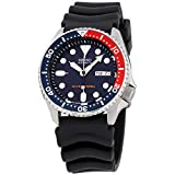 Seiko Divers Navy Dial Rubber Strap Men's Watch SKX009P9
