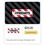 TGI Fridays Gift Cards - E-mail Delivery