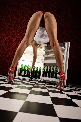 Bier / Beer Poster erotisches Remake