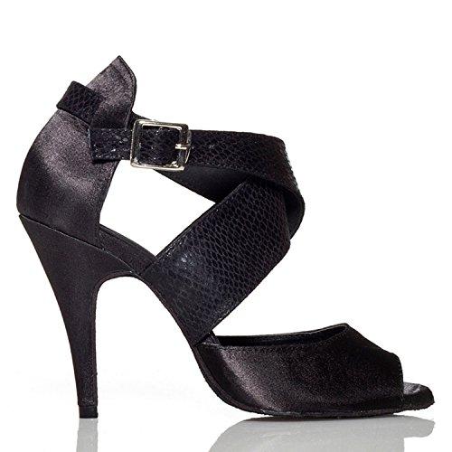 femme Miyoopark 10cm Black Salle de bal heel g8w8tFqr