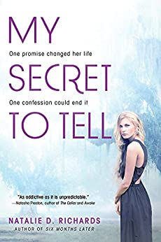 My Secret to Tell by [Richards, Natalie]