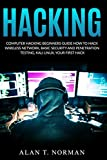 img - for Computer Hacking Beginners Guide: How to Hack Wireless Network, Basic Security and Penetration Testing, Kali Linux, Your First Hack book / textbook / text book