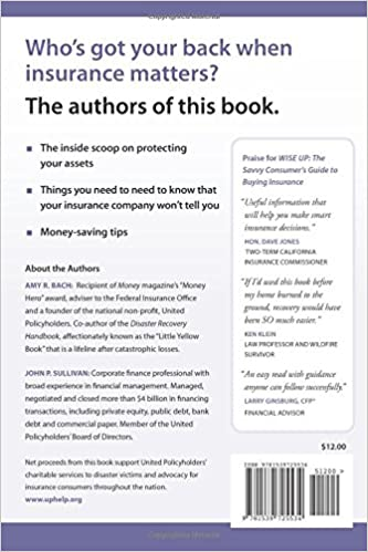 Counting Number worksheets future going to worksheets : Wise Up: The Savvy Consumer's Guide to Buying Insurance: Home ...