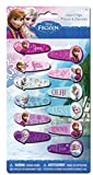 Frozen Hair Clips Set, 12 Count