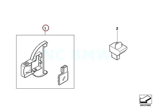 BMW Genuine Clipped Condensation Sensor