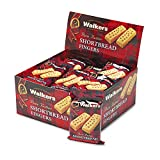 Office Snax OFXW116 Shortbread Cookies,Fingers,2 Pc Snack Packs,...