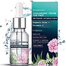 Hyaluronic acid serum is a naturally occurring substance in the body that is responsible for lubrication and collagen stimulation to keep the skin well-hydrated and mitigate dryness. At a certain time in the adult age, the body declines the a...