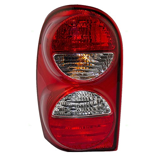 - Taillight Tail Lamp Driver Replacement for 05-07 Jeep Liberty SUV 55157061AC