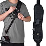 Camera Strap Compatiable with Nikon Canon, Rapid Fire Shoulder Neck Strap Sling Belt