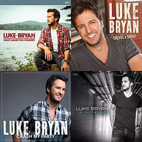 Best of Luke Bryan (Good Luck My Best Friend)