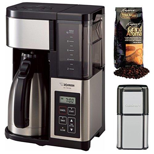 Zojirushi-EC-YSC100-XB-Fresh-Brew-Plus-Thermal-Carafe-Coffee-Maker-Bundle