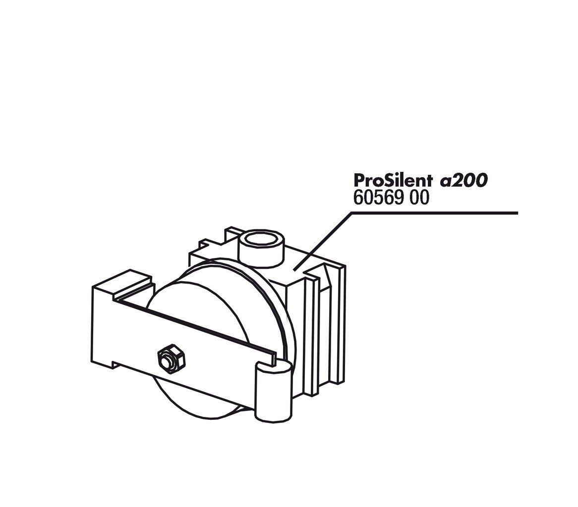 JBL PS a200 Membranset komplett