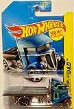 hot wheels flatbed truck - 2014 Hot Wheels Hw Off-Road 105/250 - Fast-Bed Hauler