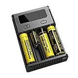 Nitecore New i4 2016 Intellicharger Smart Battery