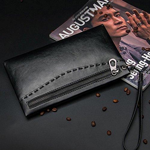 Vintage Shoulder Leather Men's Handbag Fashion Nabao Wallet 1dvq8aA