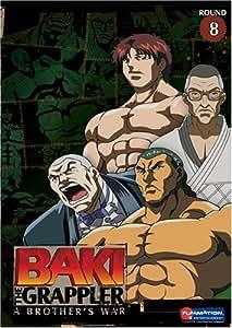 Baki the Grappler, Vol.8 - A Brother's War
