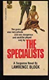 The Specialists, Lawrence Block, 0881500437