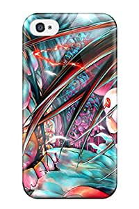 For Iphone 4/4s Fashion Design Fullmetal Alchemist Case-UyOoDec9236nIasG Sending Free Screen Protector