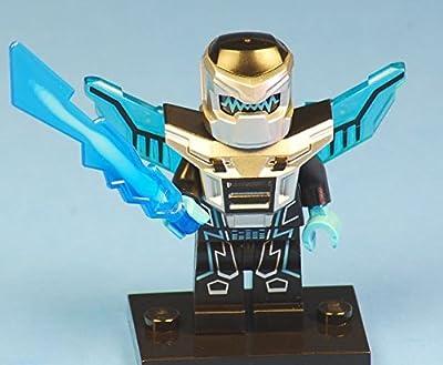 Winged Robot Warrior - LEGO Mini-Figures - Series 15