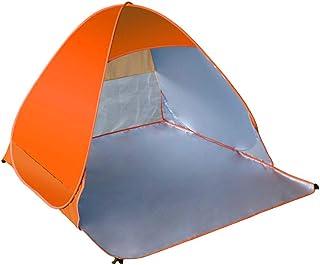 lulutaobao Le Camping en Plein Air Entièrement Automatique Double Tente, Vitesse Extrême Beach Tente De Camping Tente Ouverte