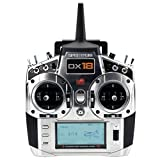 Spektrum DX18 18 Channel System Generation 2 MD2 Remote Transmitter