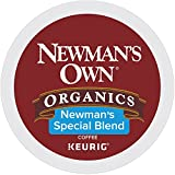 keurig pods newmans own - Newman's Own Special Extra Bold Blend Coffee K-Cups, Medium Roast, 100 Count