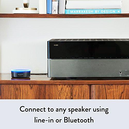 Amazon Echo Dot (2nd Generation) – Smart Speaker with Alexa – Black
