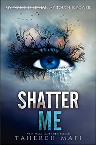Image result for shatter me series